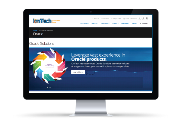 Oracle OBIEE   iOnTech Consulting Group